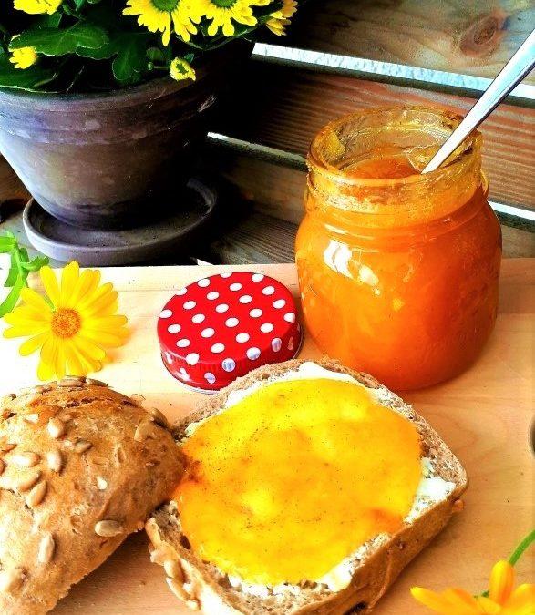 Zimtige Mirabellen-Marmelade
